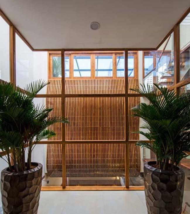 Thiết kế mẫu biệt thự hiện đại đẹp với gỗ chống đạn-ý tưởng lạ cho người sáng tạo