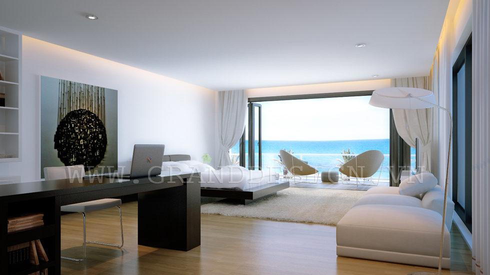 Biệt thự biển đẹp như resort ở Nhà Trang