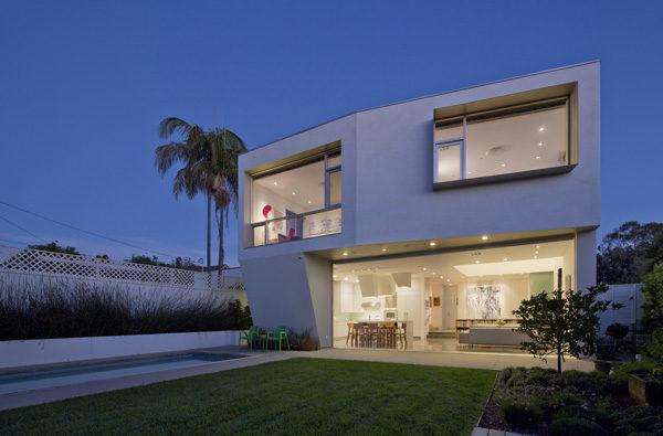 Biệt thự hiện đại đẹp quyến rũ tại bang California Mỹ