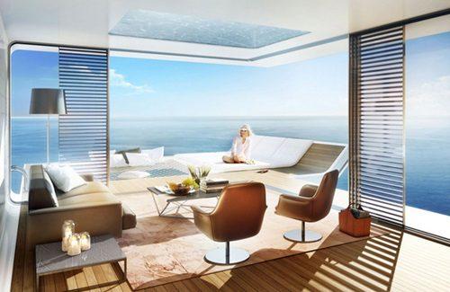 Khám phá biệt thự dưới lòng biển của giới nhà giàu Dubai