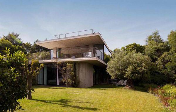 Khám phá căn biệt thự hiện đại tại Pháp
