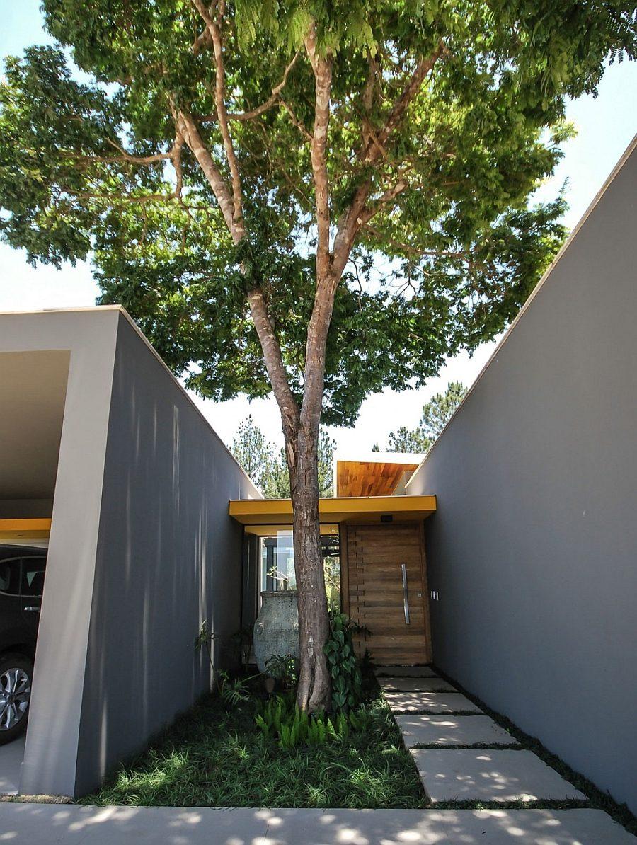 Khám phá căn biệt thự vườn phong cách hiện đại cho gia chủ trẻ tuổi