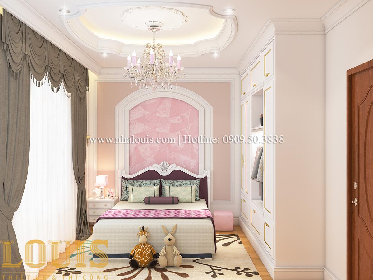 Phòng ngủ Mẫu biệt thự tân cổ điển đẹp thời thượng tại Vũng Tàu - 18