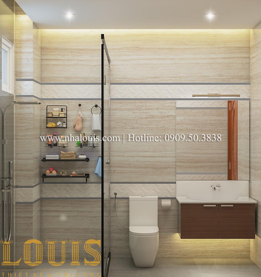 Phòng tắm và WC Mẫu biệt thự tân cổ điển đẹp thời thượng tại Vũng Tàu - 21