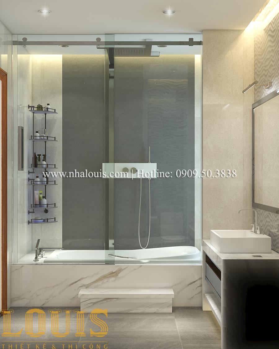 Phòng tắm và WC Mẫu biệt thự tân cổ điển đẹp thời thượng tại Vũng Tàu - 33