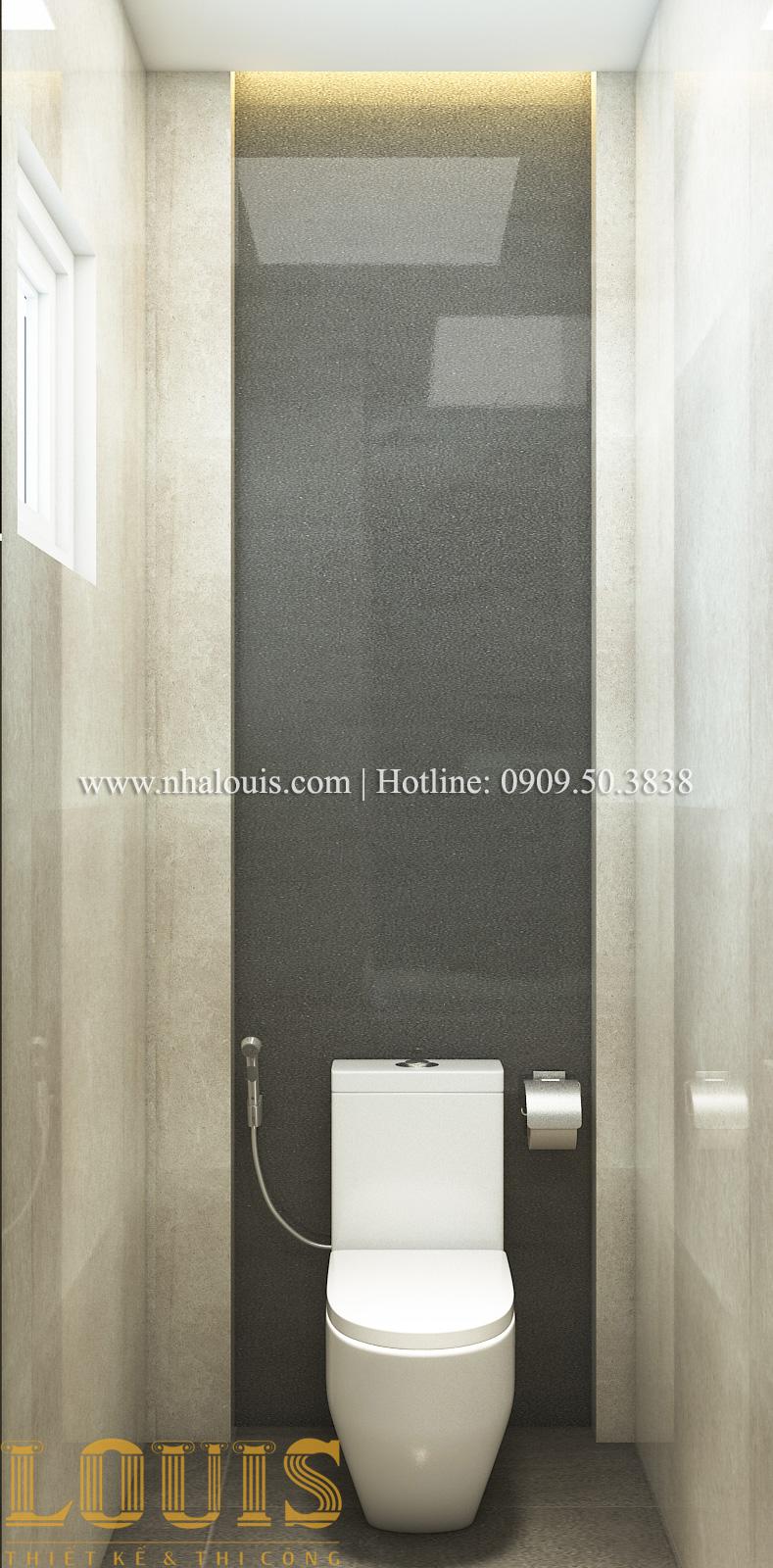 Phòng tắm và WC Mẫu biệt thự tân cổ điển đẹp thời thượng tại Vũng Tàu - 34