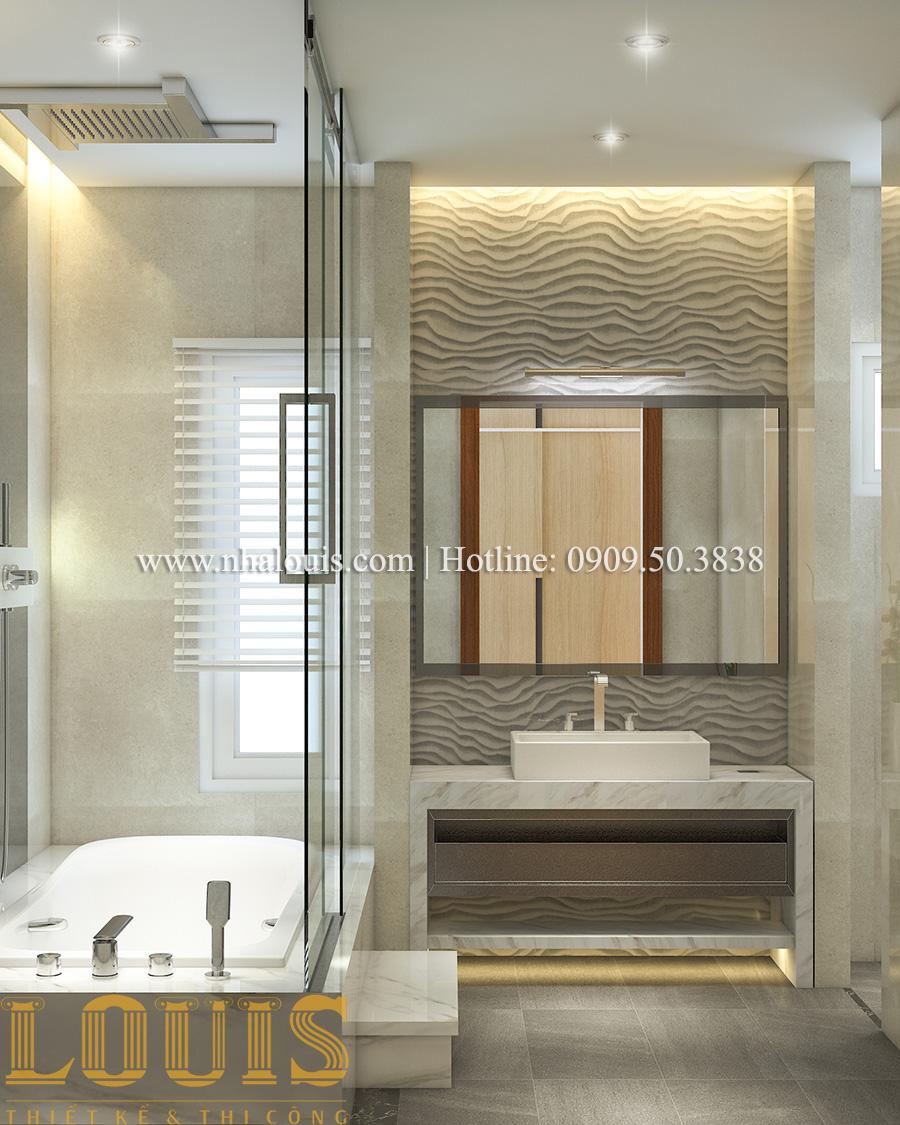 Phòng tắm và WC Mẫu biệt thự tân cổ điển đẹp thời thượng tại Vũng Tàu - 35