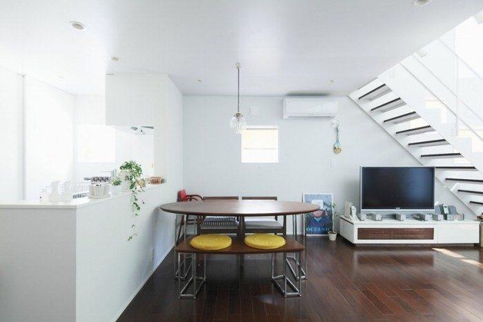 Nhà phong cách Nhật tối giản đáng tham khảo