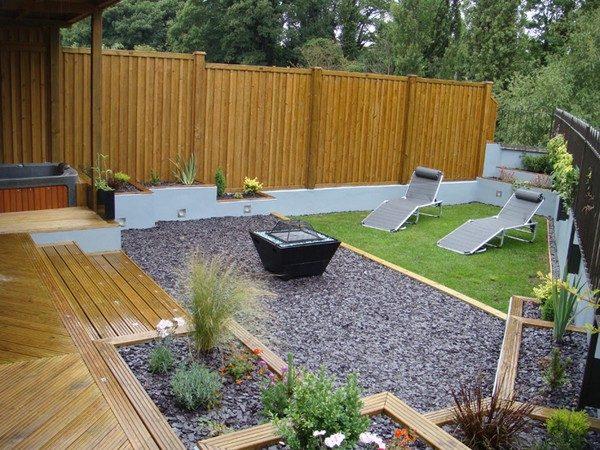 Quy tắc thiết kế vườn biệt thự sao cho hợp phong thủy