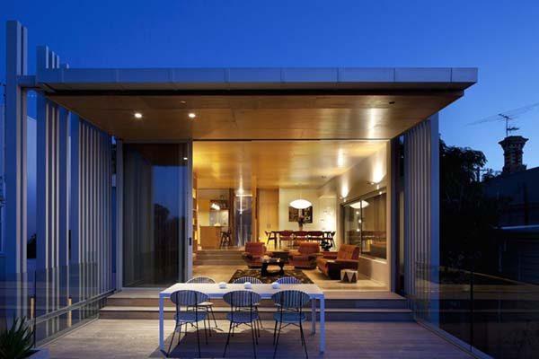 Sử dụng chất liệu gỗ trong trang trí nội thất biệt thự