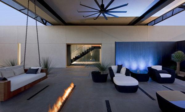 Thăm thú căn biệt thự hiện đại và sang trọng tại bang California Mỹ