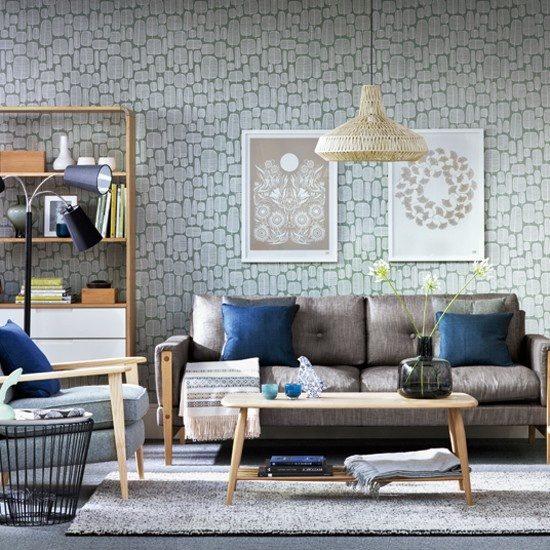 Học cách trang trí phòng khách theo phong cách Vintage