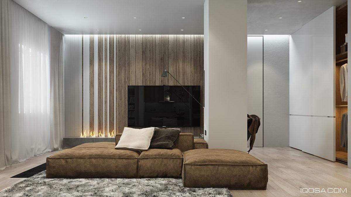 Tham khảo các mẫu nội thất bằng gỗ cho biệt thự