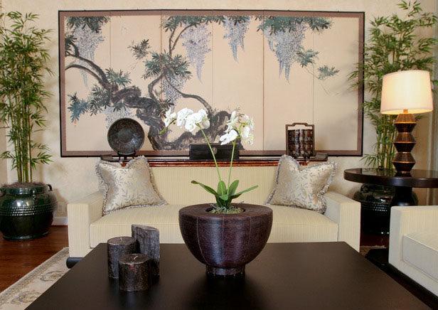 Trang trí nội thất nhà theo phong cách Á Đông