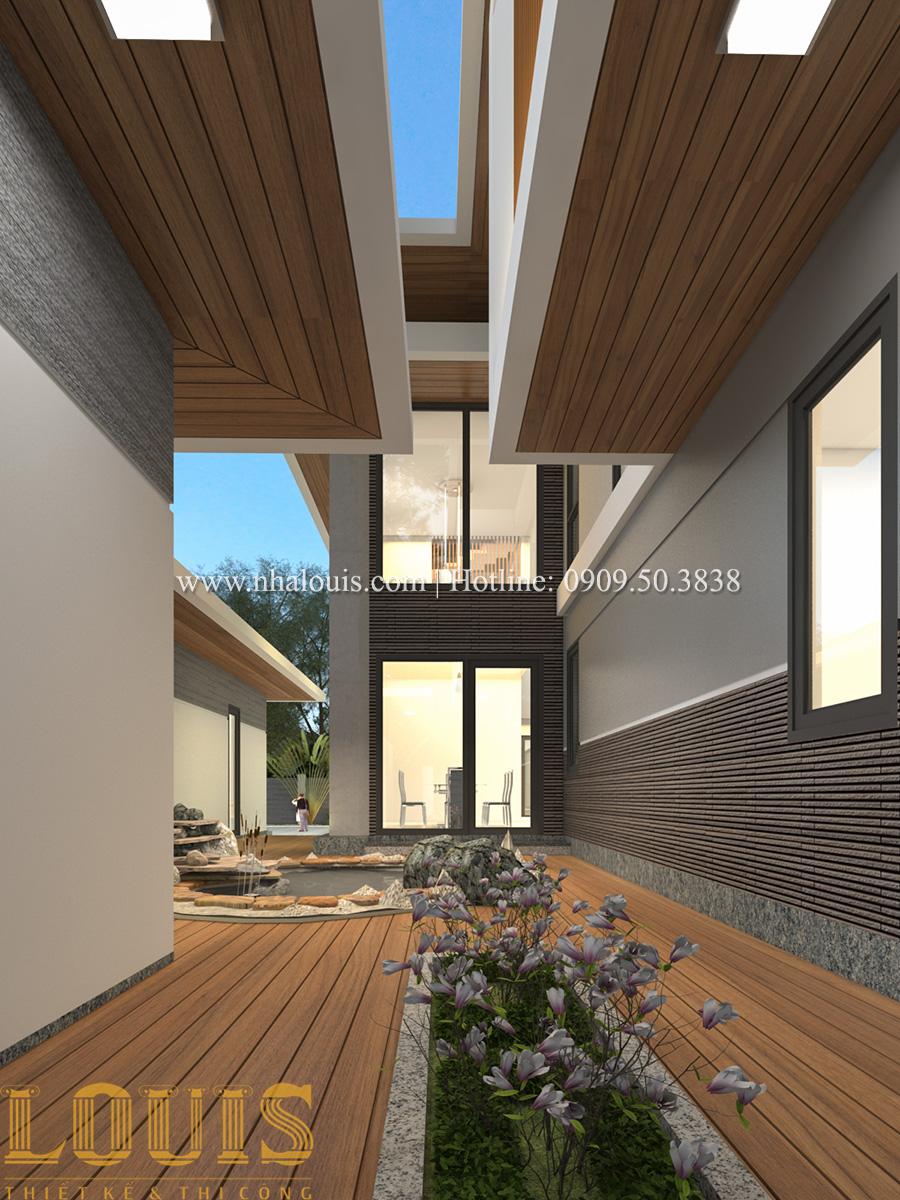 Ngắm không gian biệt thự hiện đại 2 tầng ở Phú Quốc với vẻ đẹp gây thương nhớ
