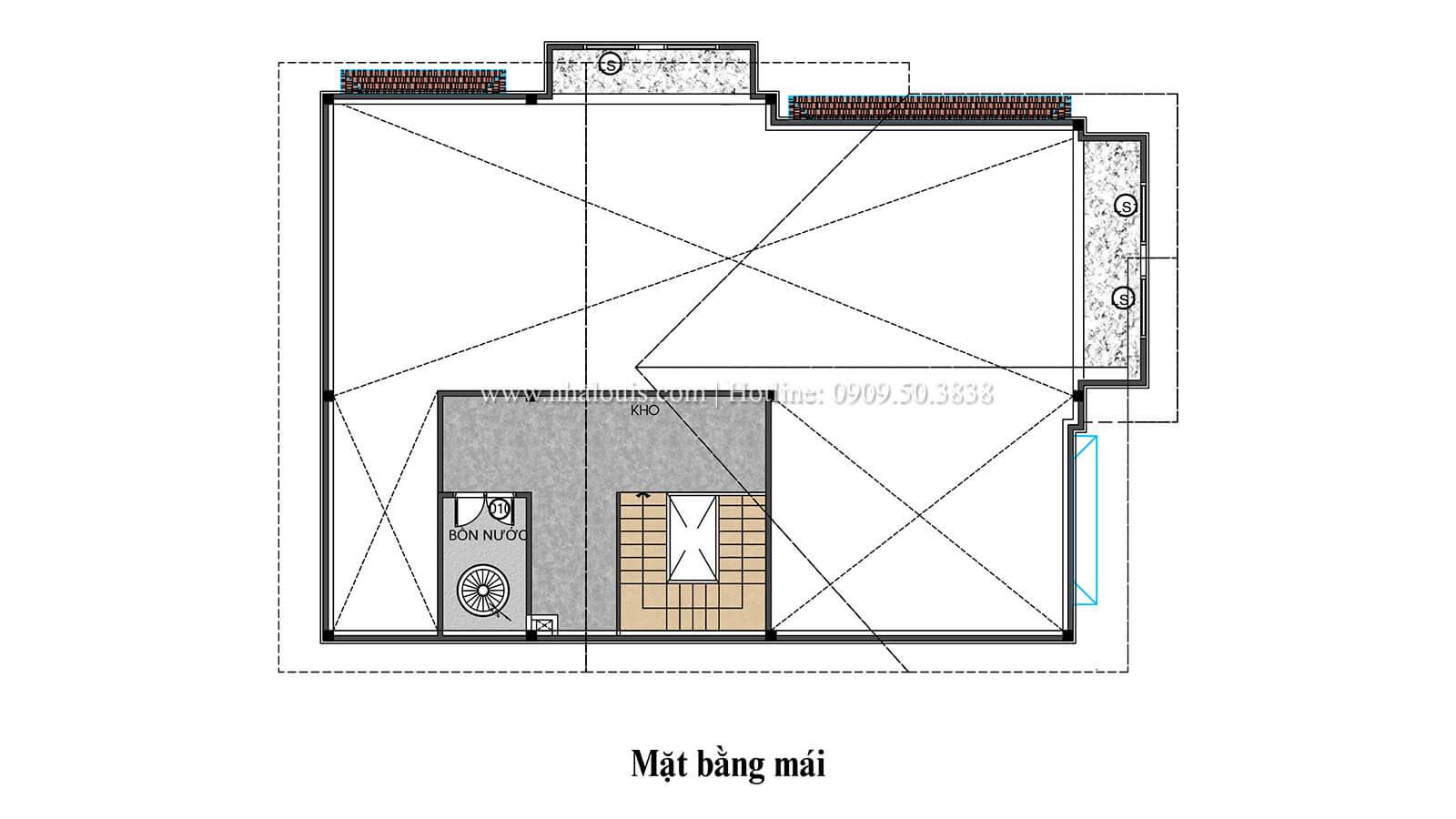 Biệt thự 1 trệt 1 lầu hiện đại và đẳng cấp tại Long Thành - 45