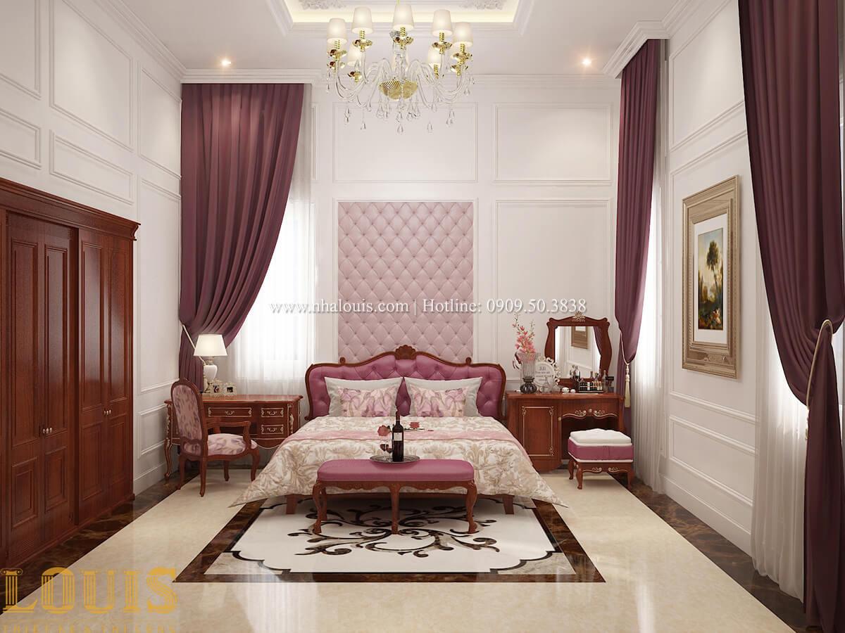 Phòng ngủ Biệt thự 2 tầng cổ điển chuẩn sang trọng tại Hóc Môn - 22