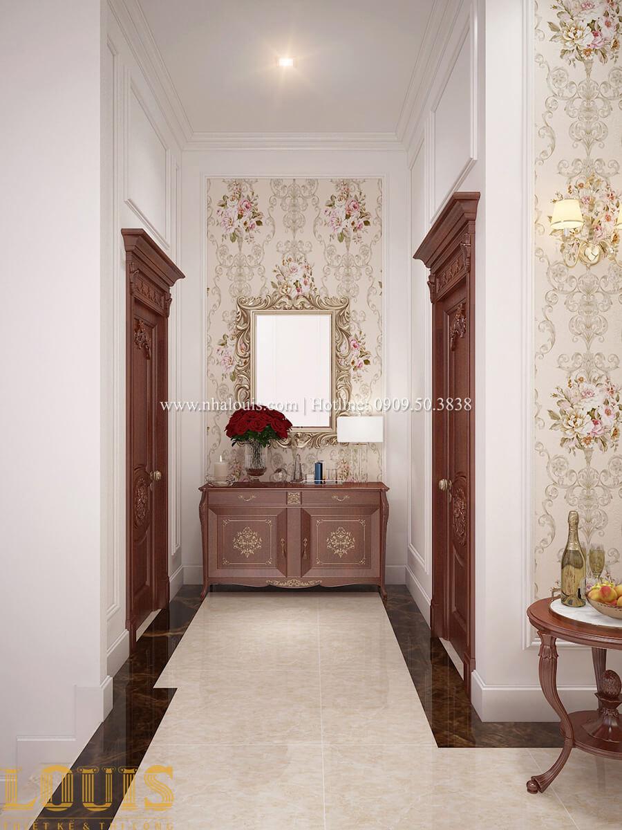 Phòng sinh hoạt chung Biệt thự 2 tầng cổ điển chuẩn sang trọng tại Hóc Môn - 27