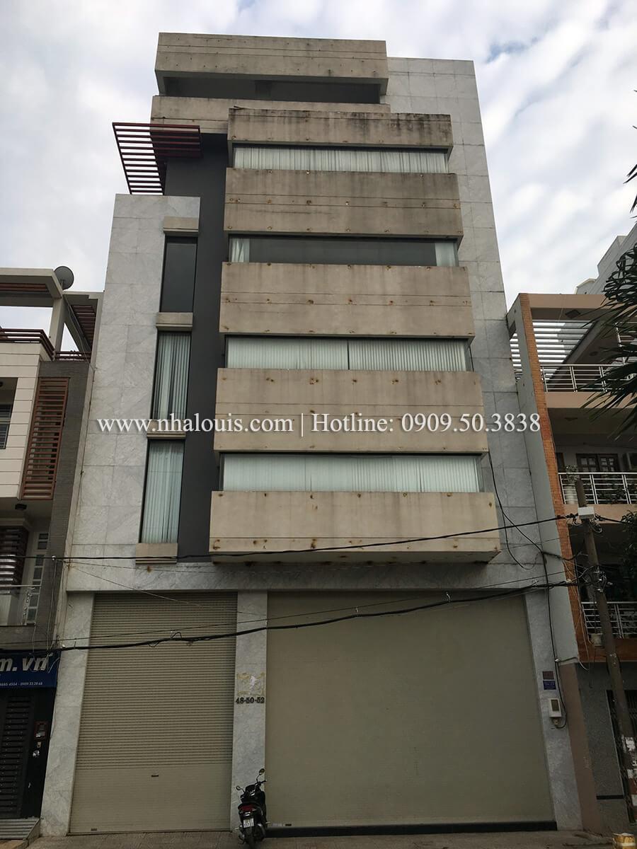 Hình ảnh hiện trạng Thiết kế sửa chữa nhà cũ thành biệt thự sang trọng tại Tân Phú thành biệt thự sang trọng tại Tân Phú - 01
