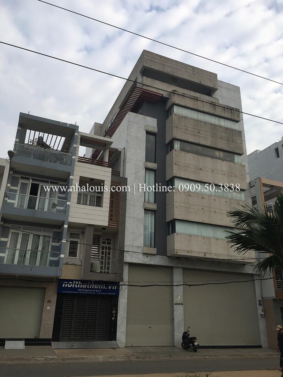 Hình ảnh hiện trạng Thiết kế sửa chữa nhà cũ thành biệt thự sang trọng tại Tân Phú - 02