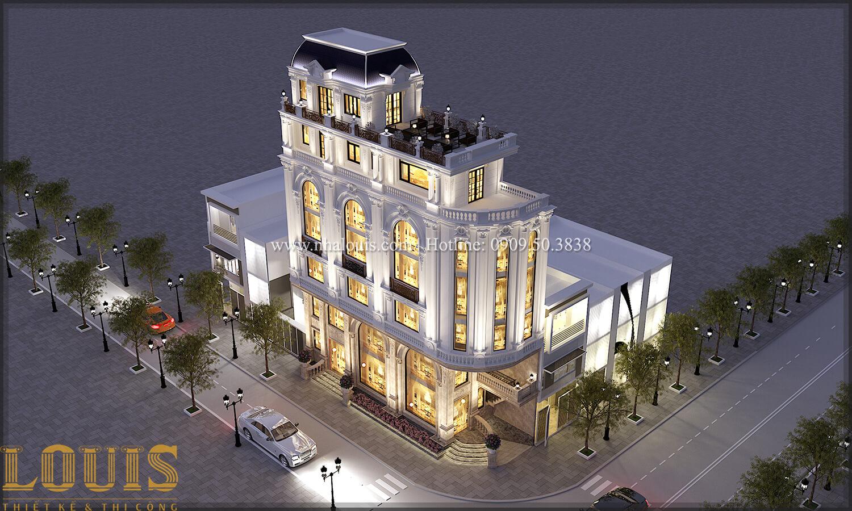 Mặt tiền Thiết kế văn phòng cho thuê đẹp lung linh tại Đà Nẵng - 03