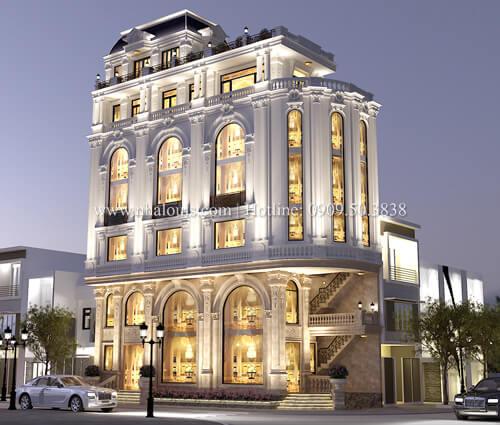 Thiết kế văn phòng cho thuê đẹp lung linh tại Đà Nẵng