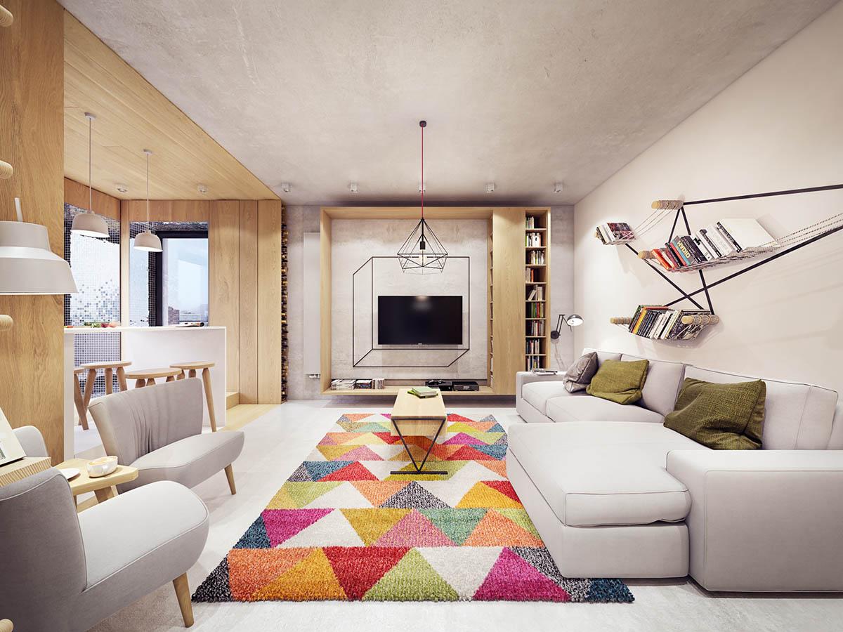 Những sai lầm trong thiết kế nội thất biệt thự