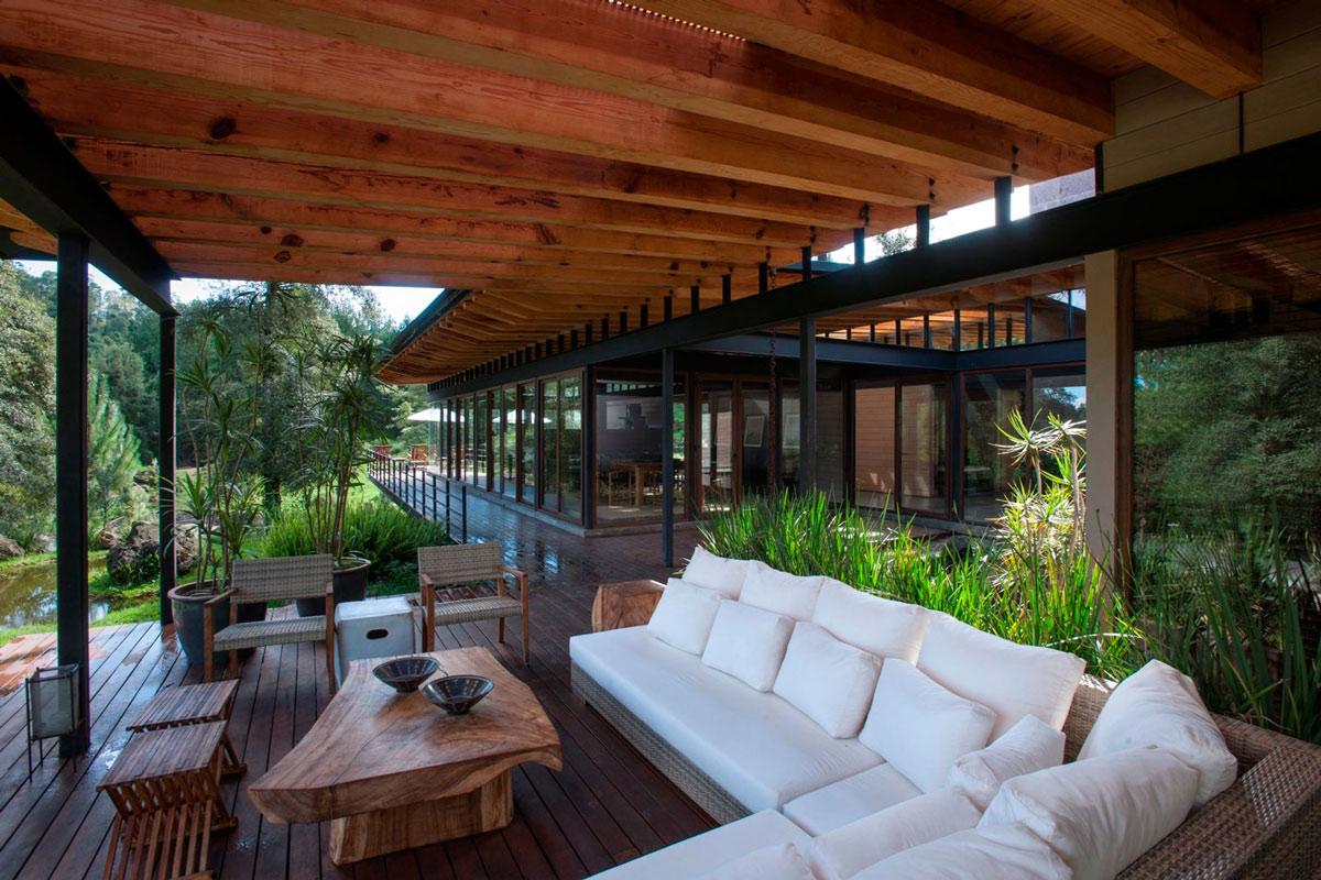 Gợi ý những mẫu thiết kế mái hiên đẹp cho biệt thự bạn không nên bỏ lỡ