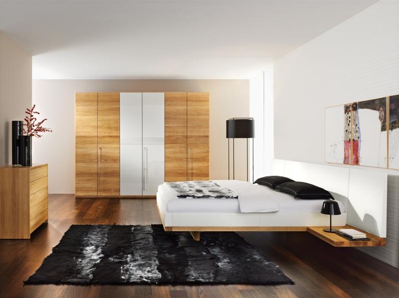 Biệt thự thanh bình nhờ trang trí phòng ngủ phong cách Nhật bản