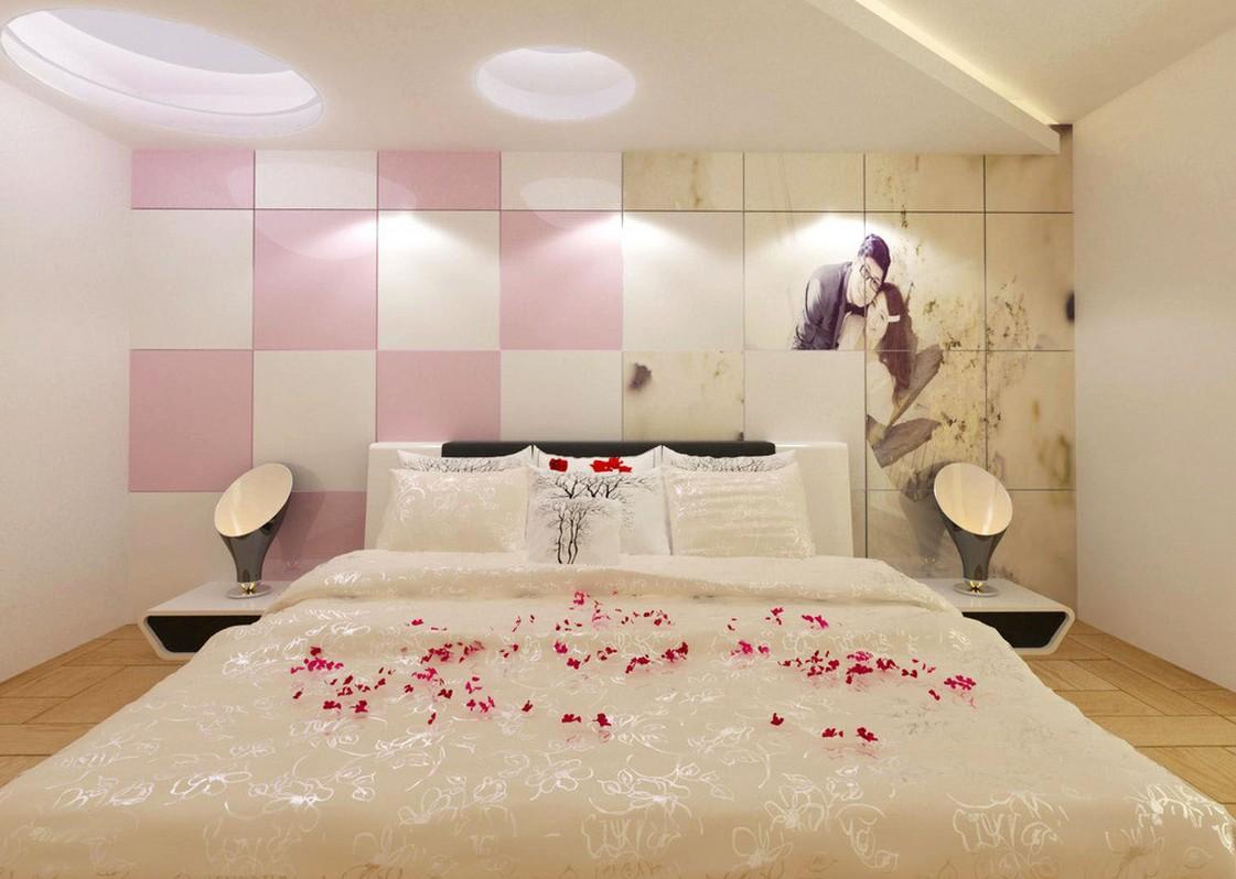 5 cách trang trí phòng ngủ lãng mạn cho vợ chồng mới cưới 04