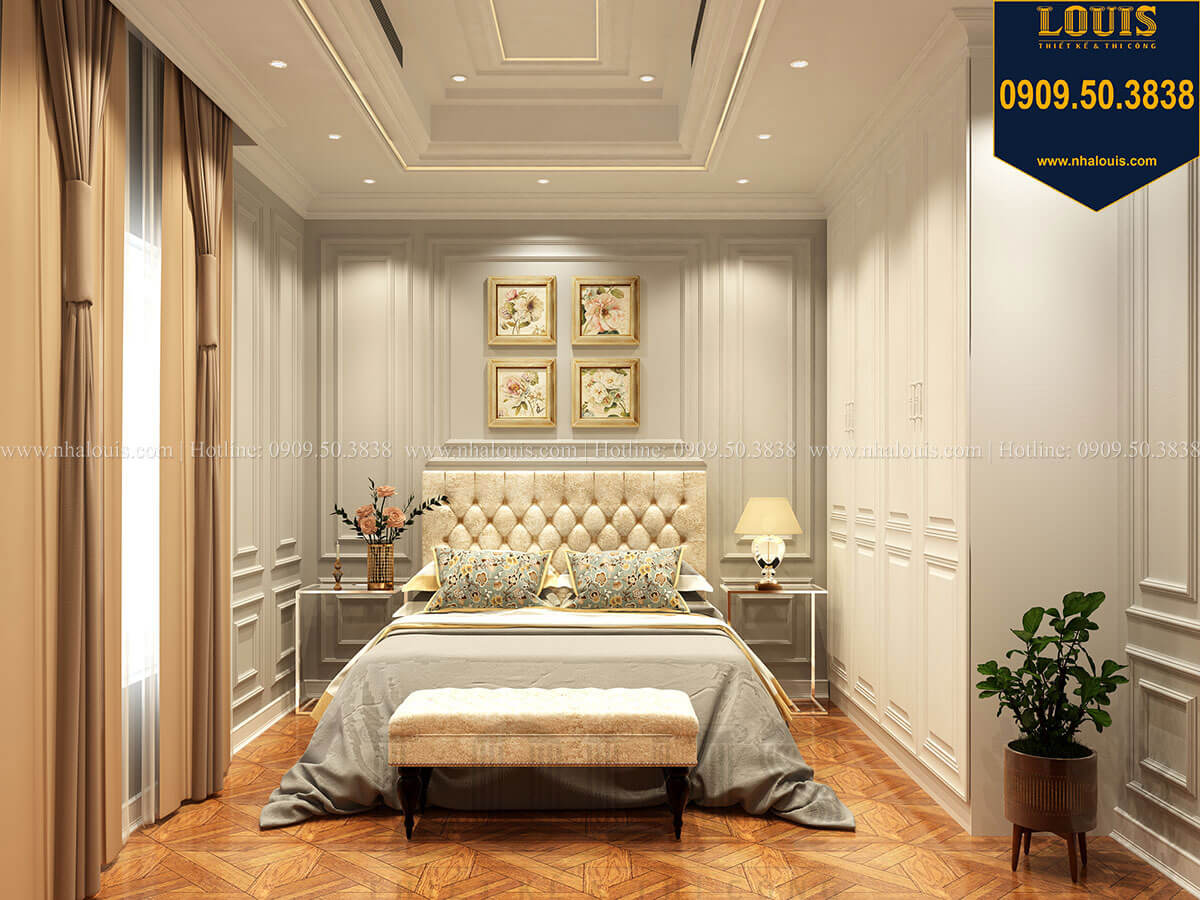 Xiêu lòng với dự án biệt thự tân cổ điển 3 tầng đẹp ngỡ ngàng tại Vũng Tàu