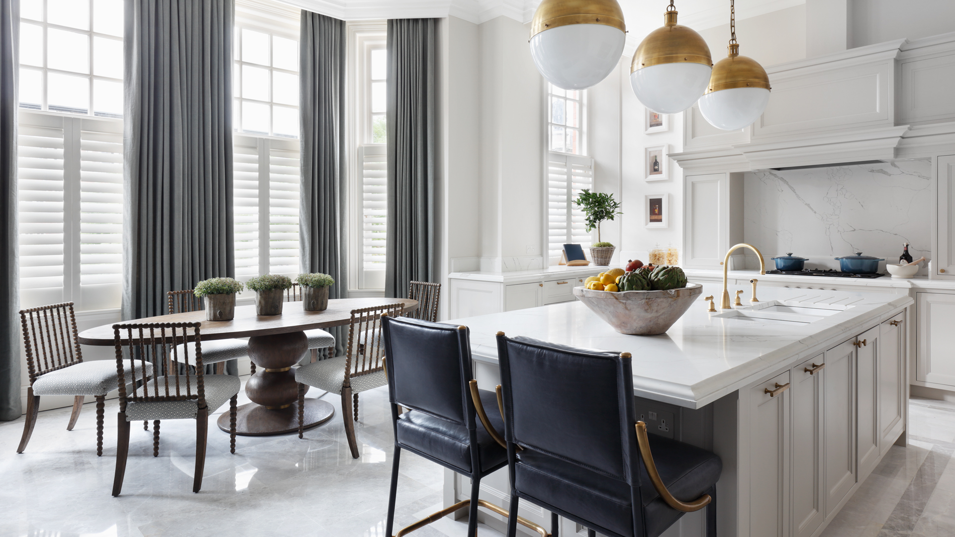11 mẫu thiết kế phòng ăn đẹp hiện đại mà ai cũng muốn sở hữu