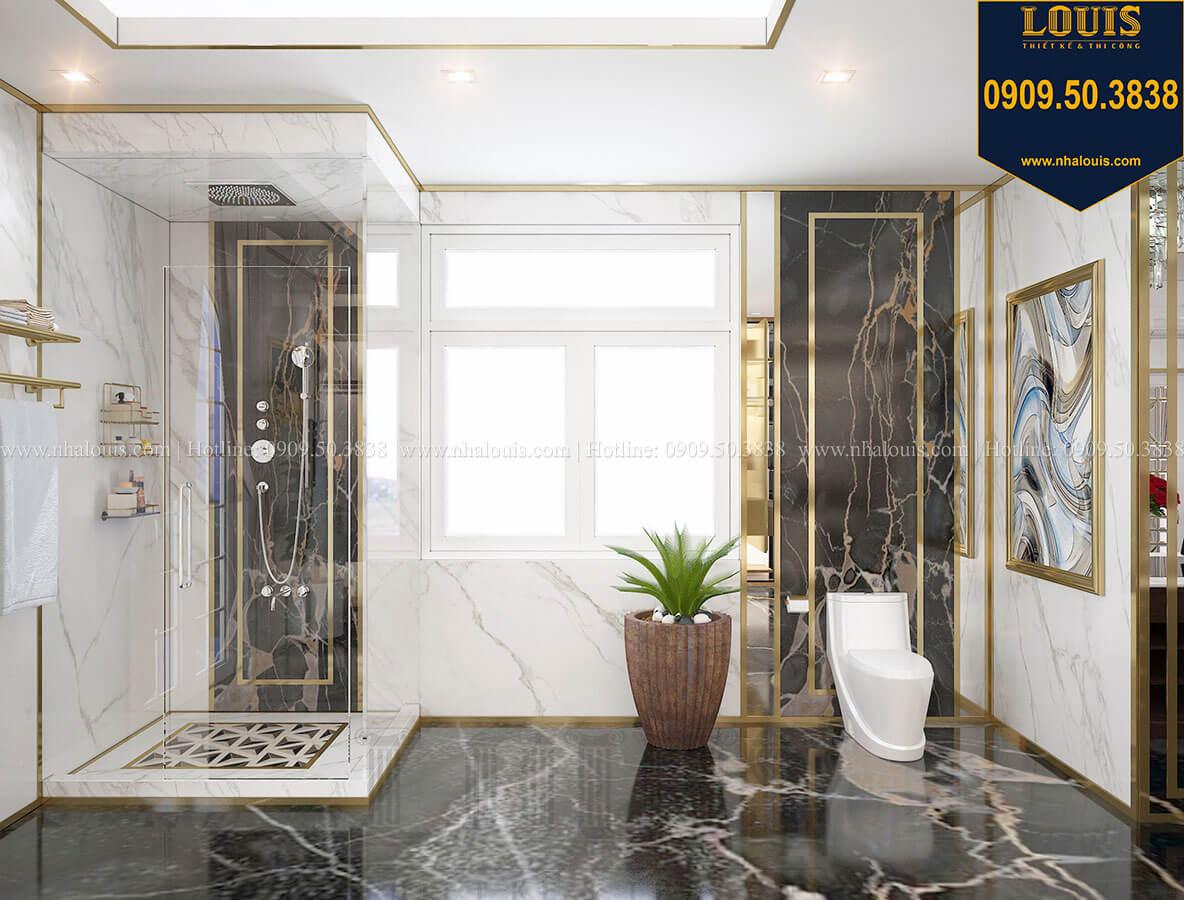 Phòng tắm phòng ngủ master