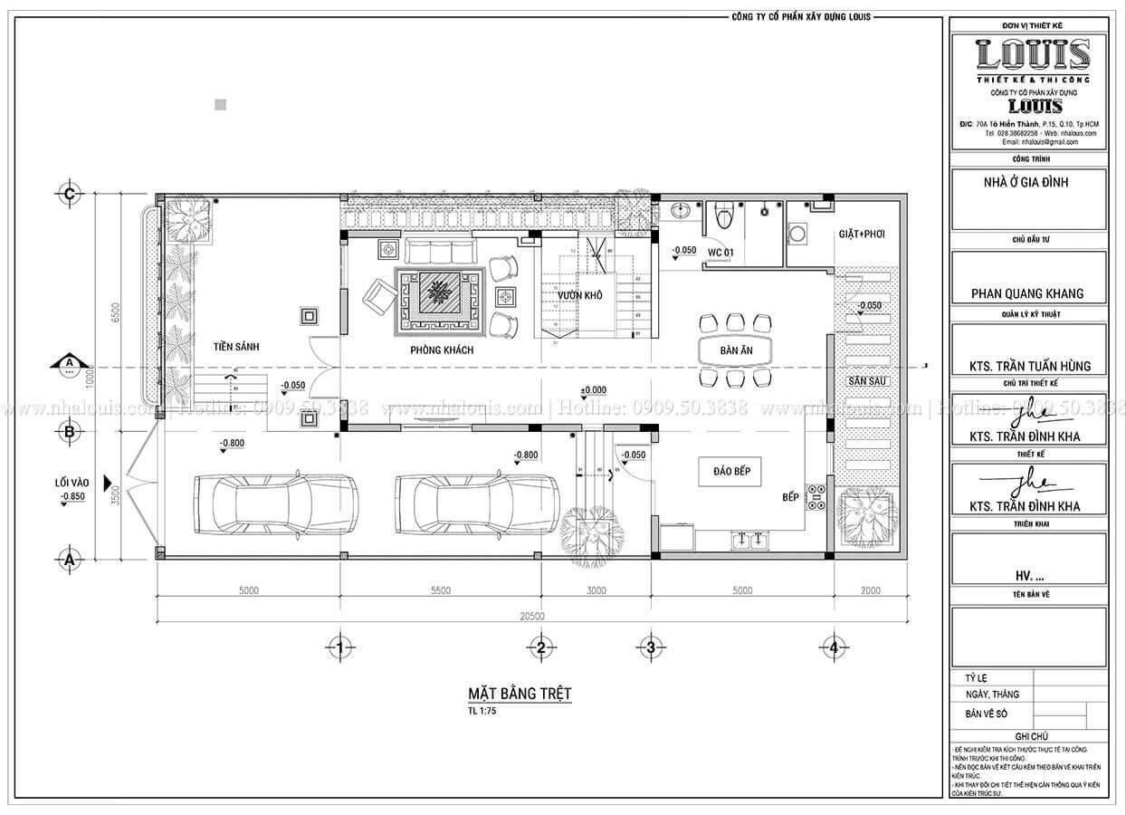 Rụng tim biệt thự 3 tầng mặt tiền 10m đẹp hiện đại tại Cần Thơ