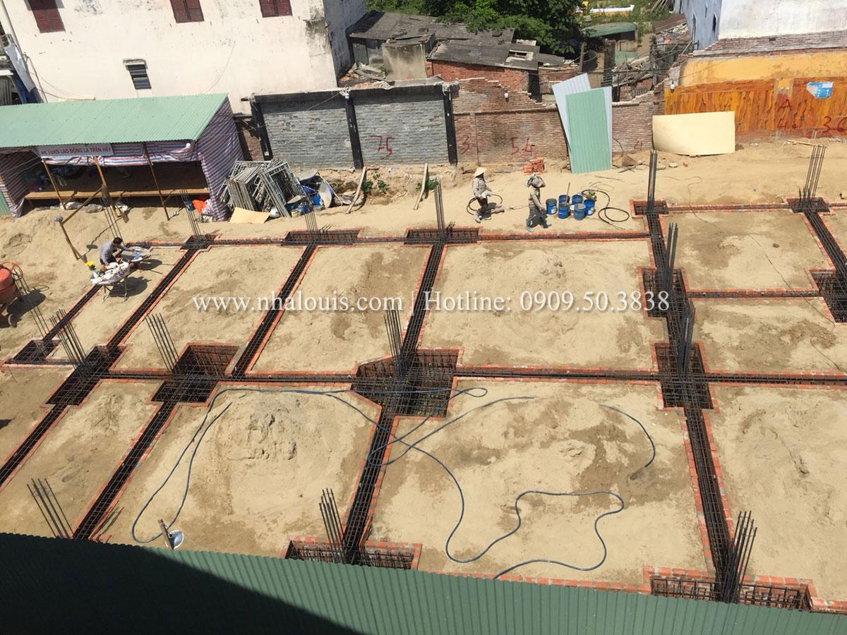 Thi công biệt thự 2 tầng tân cổ điển trong lòng phố cổ Hội An