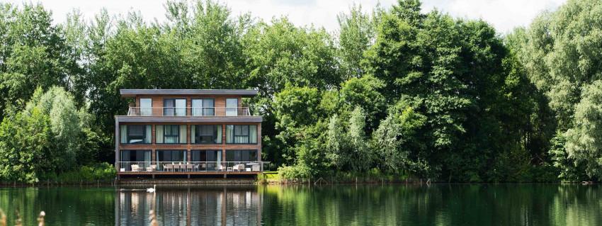 Top 3 mẫu biệt thự 2 tầng tối giản nửa đầu 2019