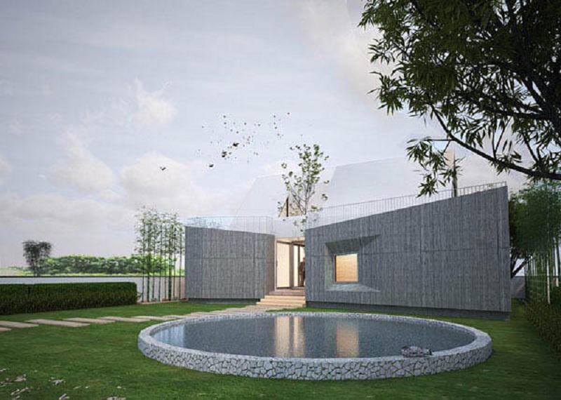 Top biệt thự đẹp có bể bơi tại Việt Nam