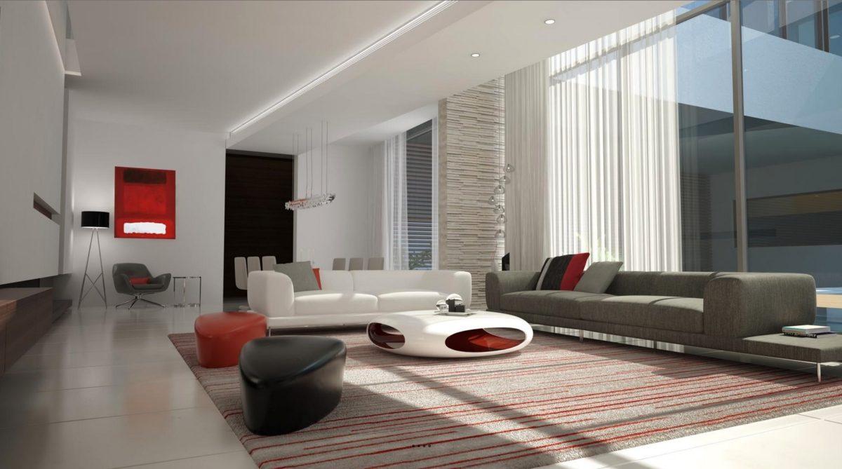 Thiết kế phòng sinh hoạt chung được xem là ý tưởng thông minh, tinh tế của gia chủ