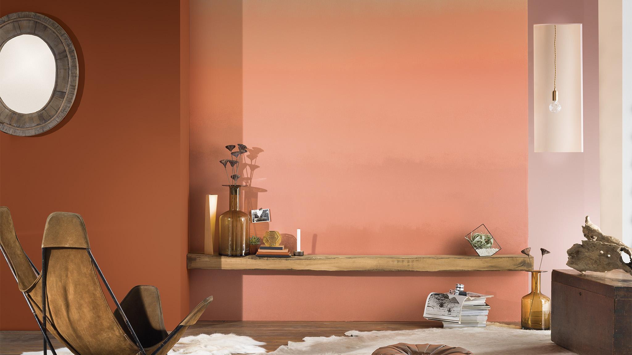 Về mặt phong thủy, sơn nhà với gam màu này không chỉ hợp mệnh với gia chủ mà còn mang ý nghĩa thịnh vượng, ấm no