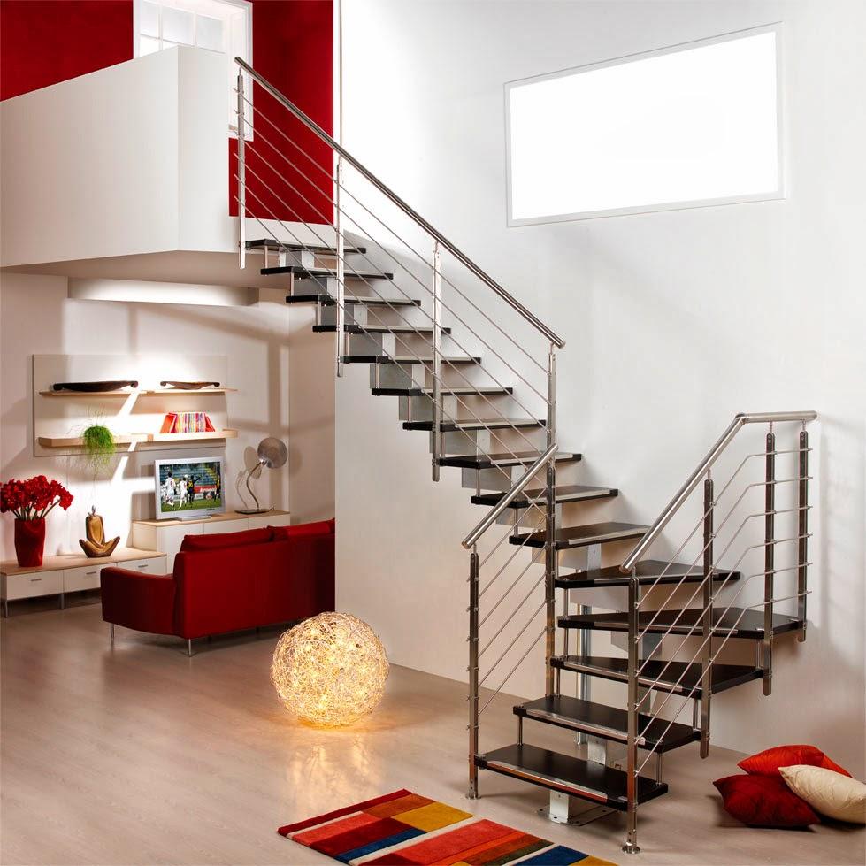 Đối với những ngôi biệt thự bình thường, chiều cao cầu thang sẽ rơi vào khoảng 3.6 m