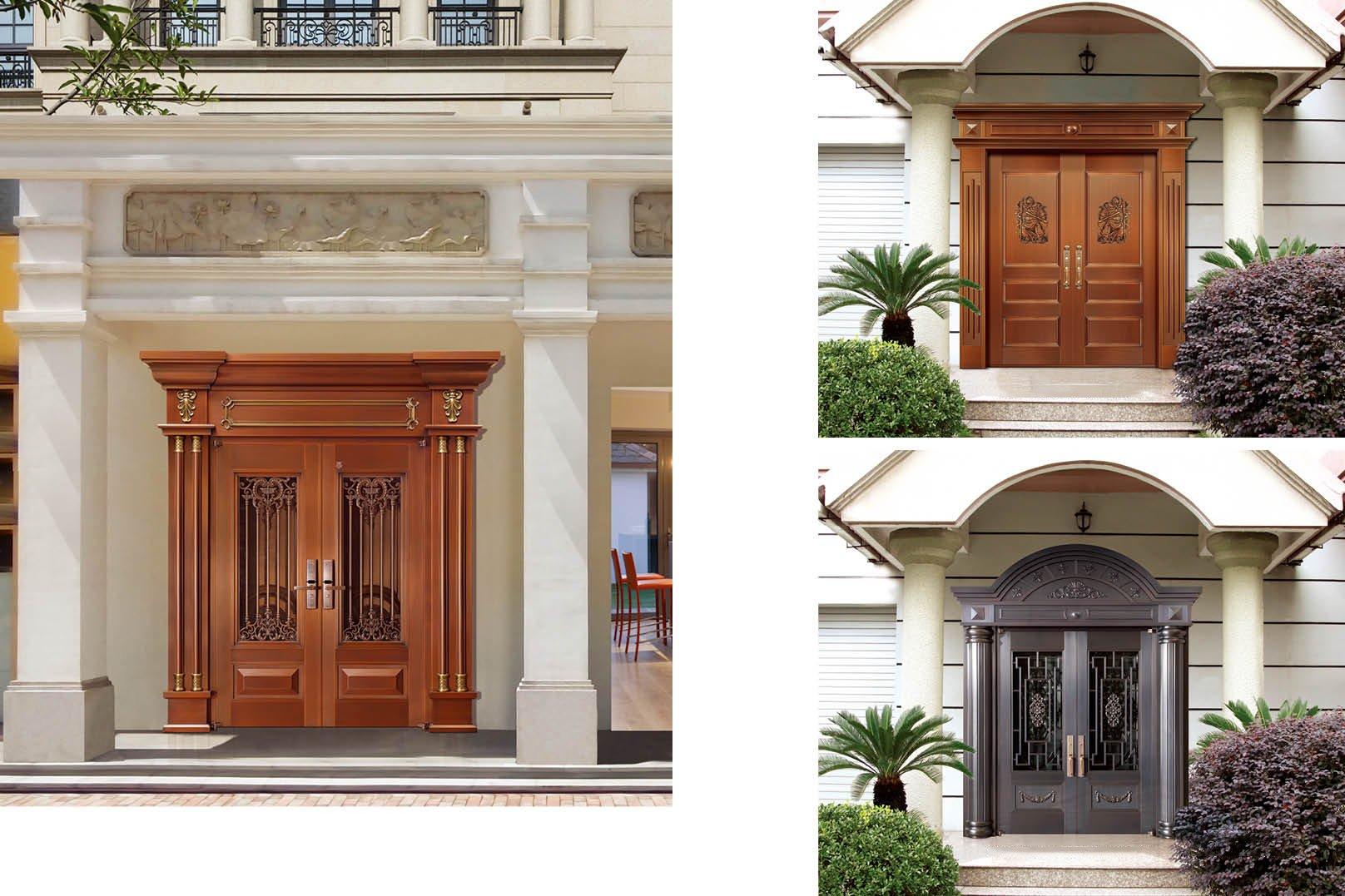 Khi xây biệt thự, để chọn được kích thước cửa chuẩn bạn nên dùng thước lỗ ban