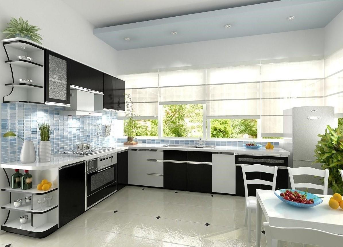 Không gian bếp là nơi mang đến nguồn năng lượng hỏa