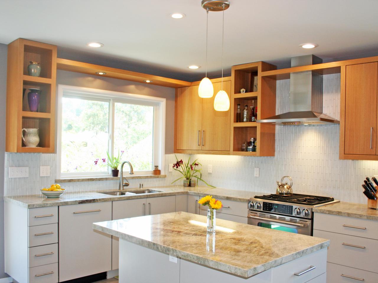 Nhà bếp vốn là nơi chuẩn bị những món ăn cho các thành viên trong gia đình