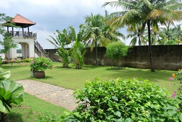 Mẫu thiết kế biệt thự nhà vườn đậm đà bản sắc dân tộc - 2