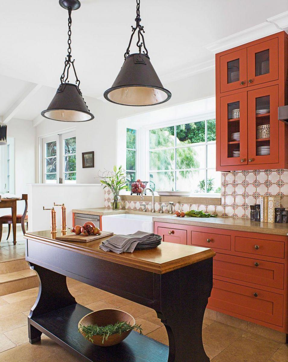 Thiết kế bếp đa sắc màu tăng hứng khởi khi chế biến món ăn ngon - 3