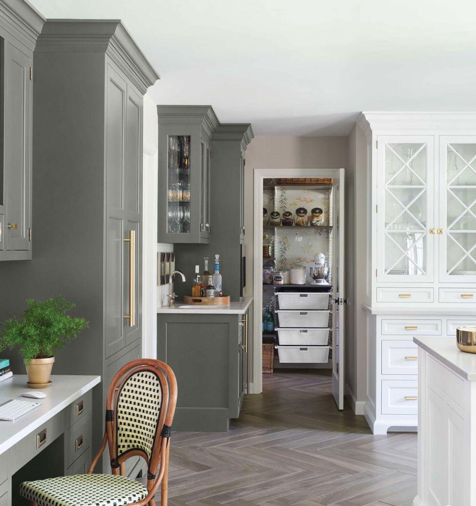 Thiết kế bếp đa sắc màu tăng hứng khởi khi chế biến món ăn ngon - 5