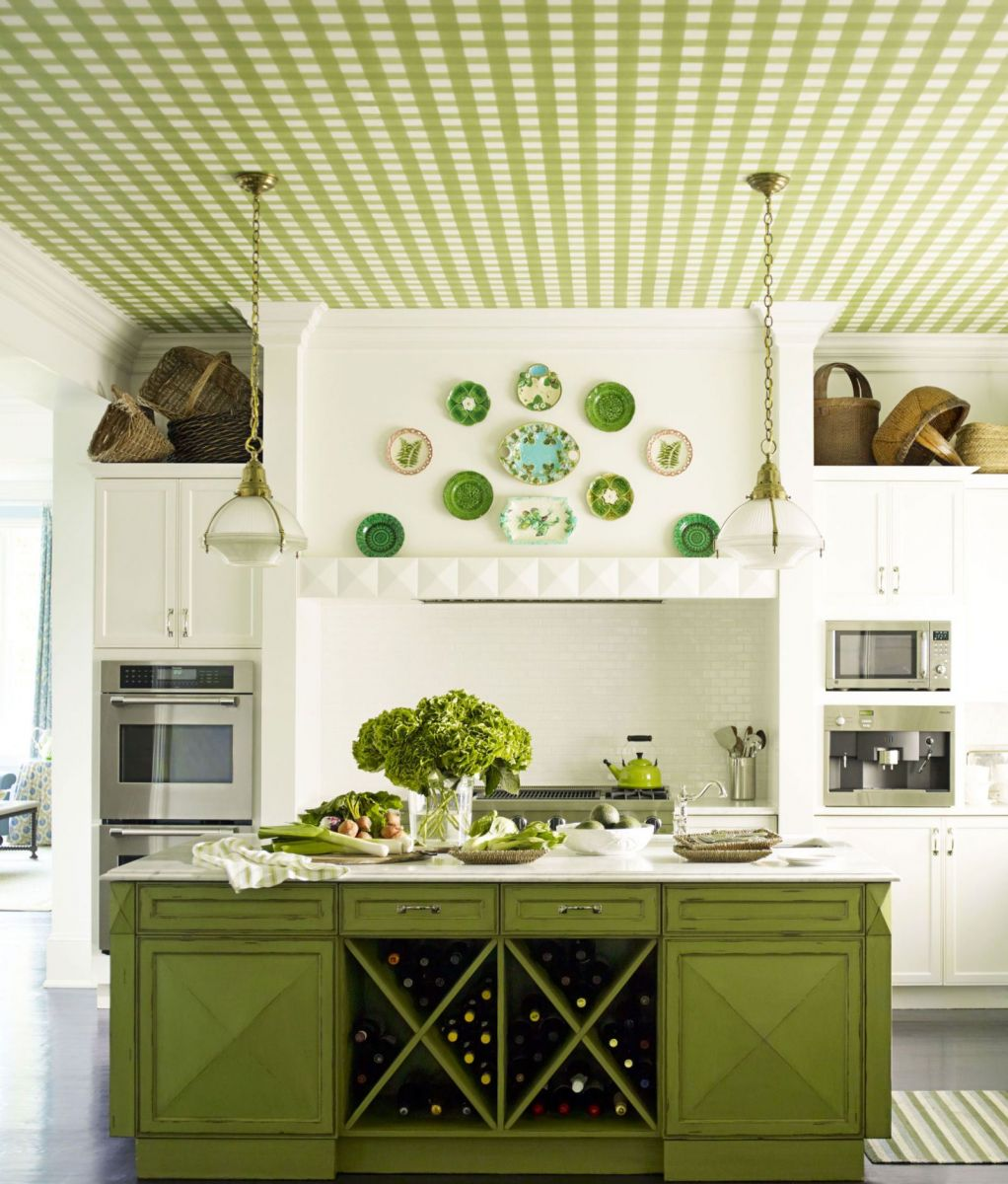 Thiết kế bếp đa sắc màu tăng hứng khởi khi chế biến món ăn ngon - 7