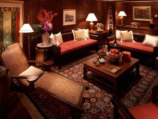 Lạc trôi cùng những thiết kế nội thất phòng khách sang trọng - 1
