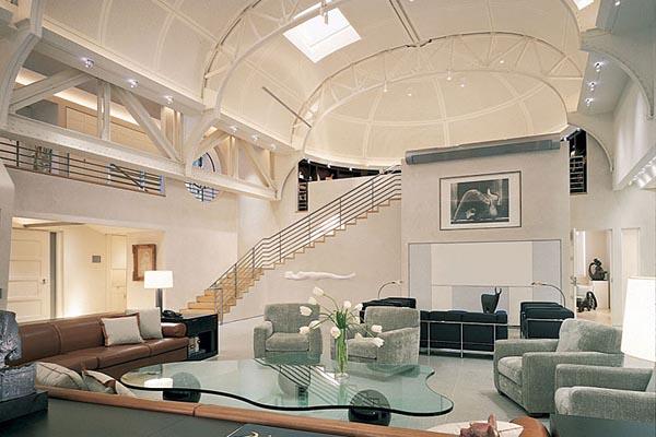 Lạc trôi cùng những thiết kế nội thất phòng khách sang trọng - 3
