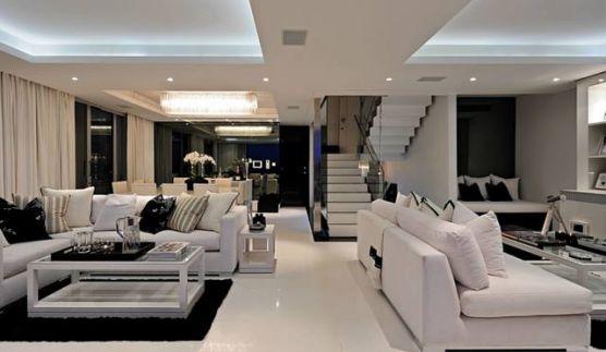Lạc trôi cùng những thiết kế nội thất phòng khách sang trọng - 5